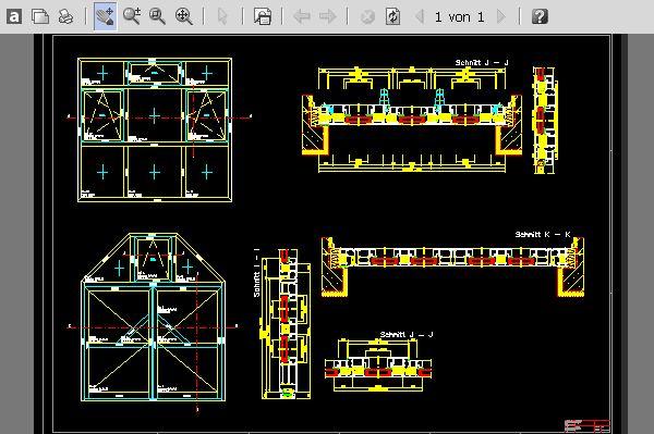 AutoCAD DWG HUECK 1.0