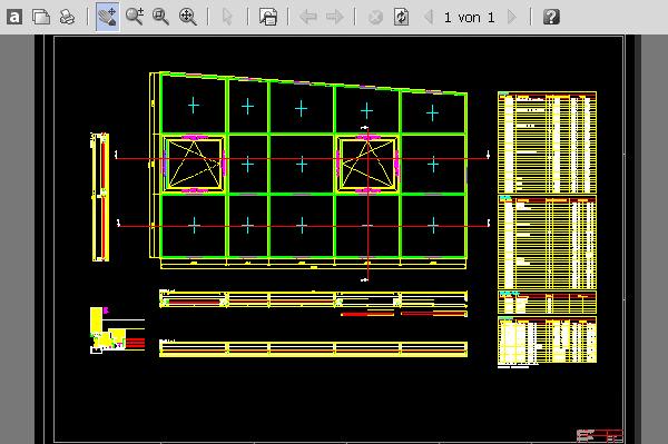 BATIMET TM50 Holz-Alu-Fassade