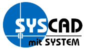 SYSCAD-CAD für den Metallbau