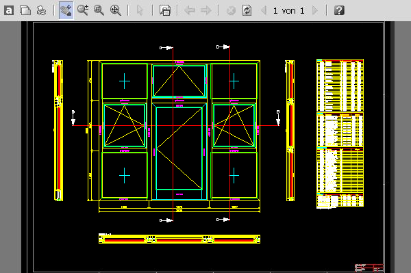 AutoCAD DWG METRA NC75STH